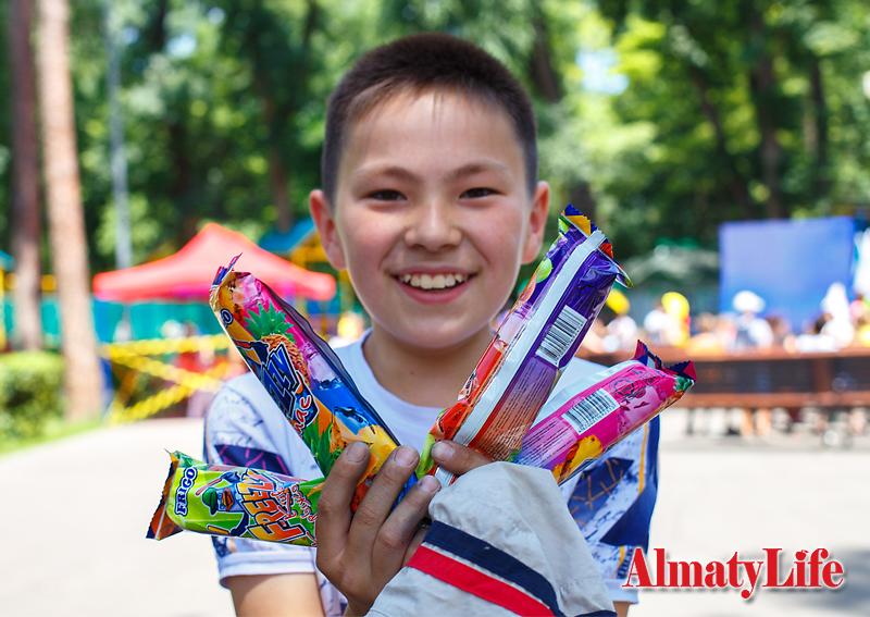Картинки по запросу Праздник мороженого almatylife